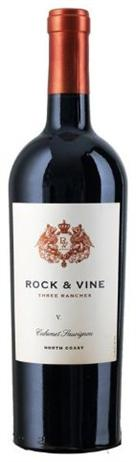 Rock & Vine Cabernet Sauvignon Three Ranches